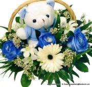 Συνθέσεις με άνθη