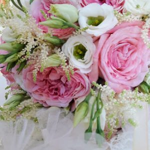 BOUQUETS GARDEN ROSES