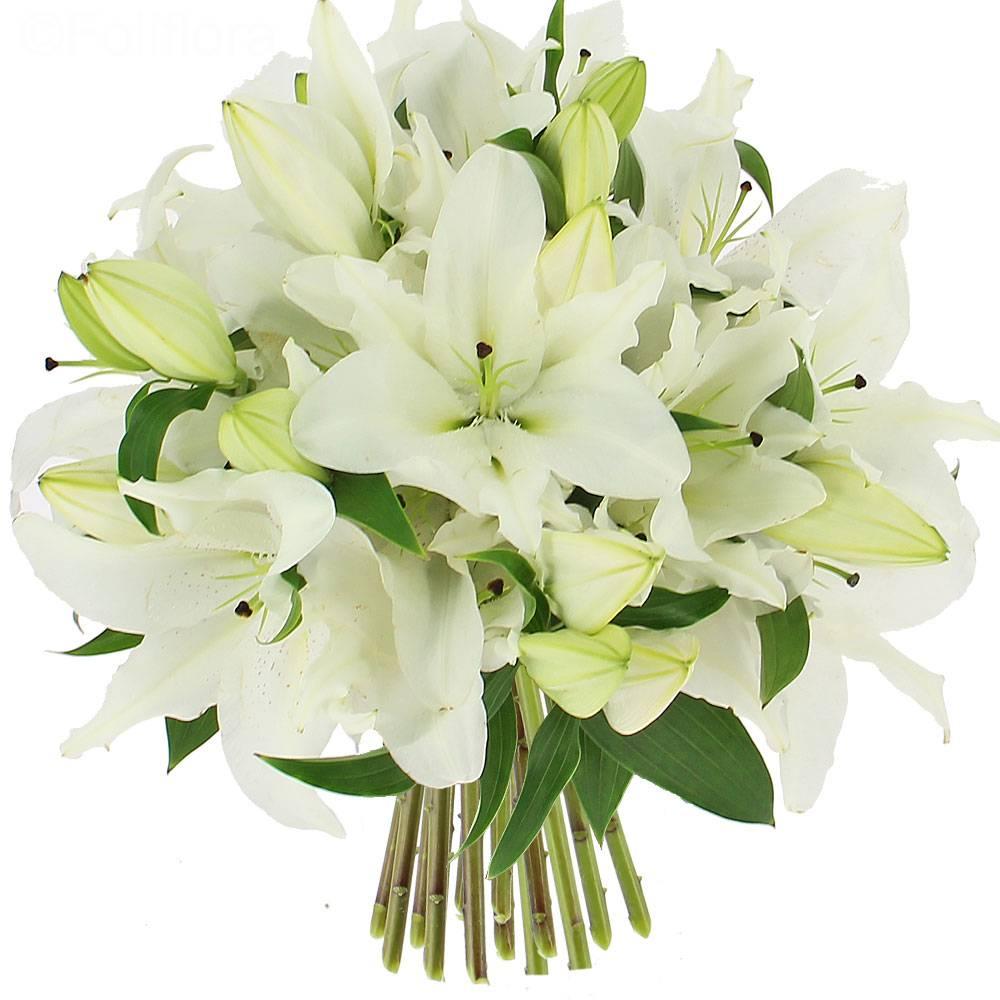 bouquet lilium 1
