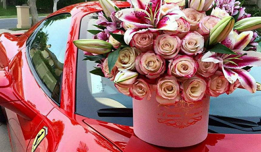 ENHANCE BUSINESS Flowers IN YOUR ESTABLISHMENT