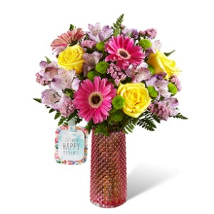 4 THE FTD® HAPPY MOMENTS™ BOUQUET BY HALLMARK for USA