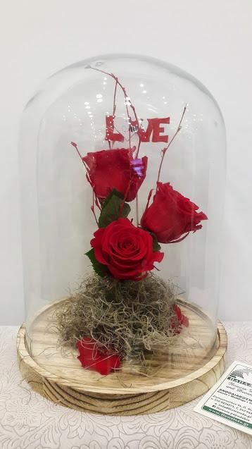 FOREVER ROSES www.flowers4u.gr