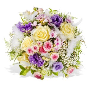 send flowers to Germany 3 new born baby