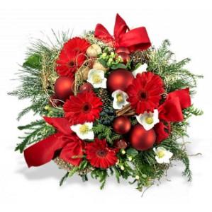 send flowers to germany WONDERFUL CHRISTMAS GREETINGS