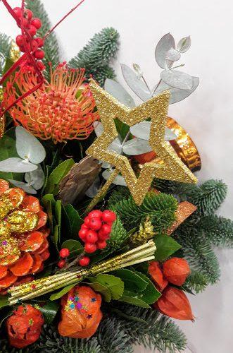 CHRISTMAS CREATIONS XRISTOYGENNIATIKES DIMIOURGIES  ARRANGEMENTS
