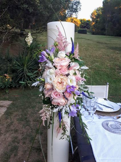 Λαμπάδα γάμου  lampada gamou Keira