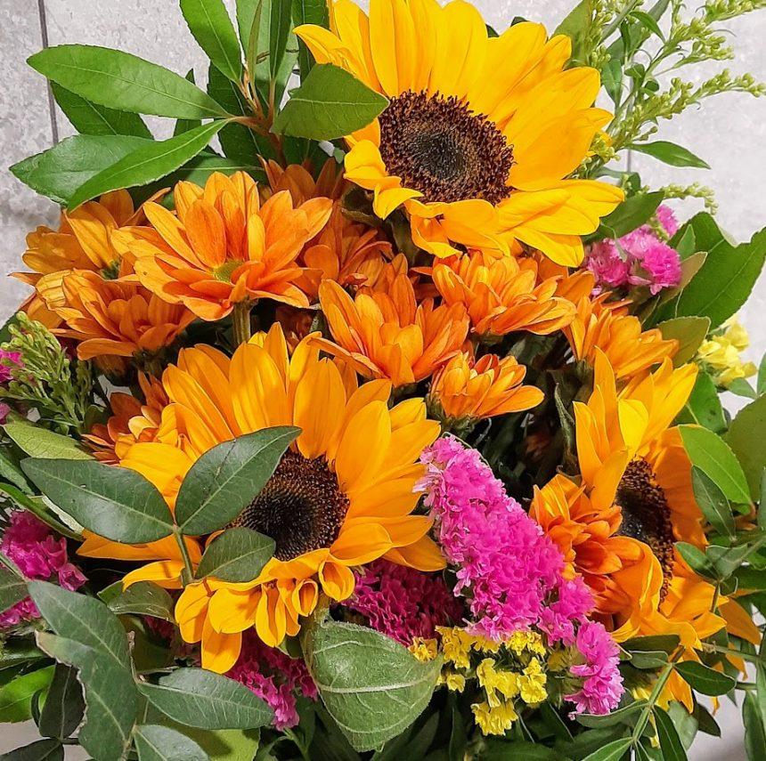 summer bouquet 2021